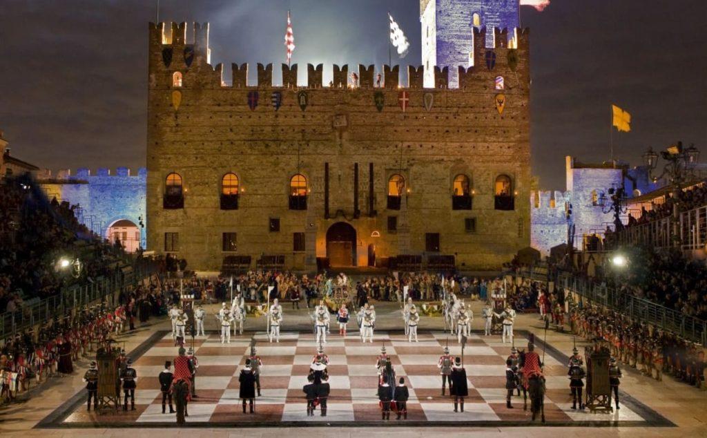 Marostica Partita a Scacchi Wine Hotel San Giacomo Activity _ Wellness
