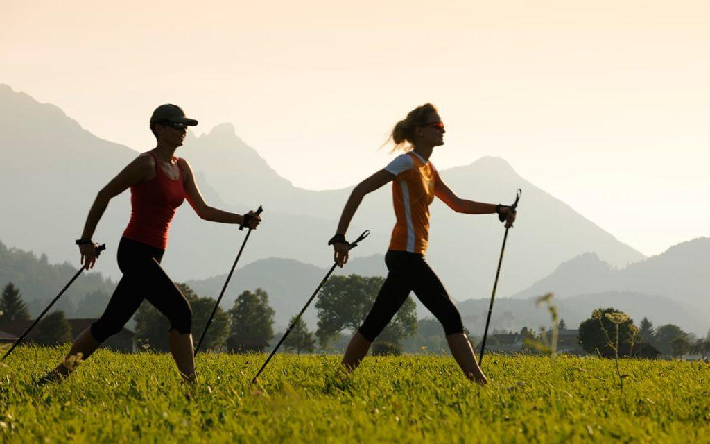 Nordic Walking sport pedemontana provincia di Treviso Wine Hotel San Giacomo Activity _ Wellness