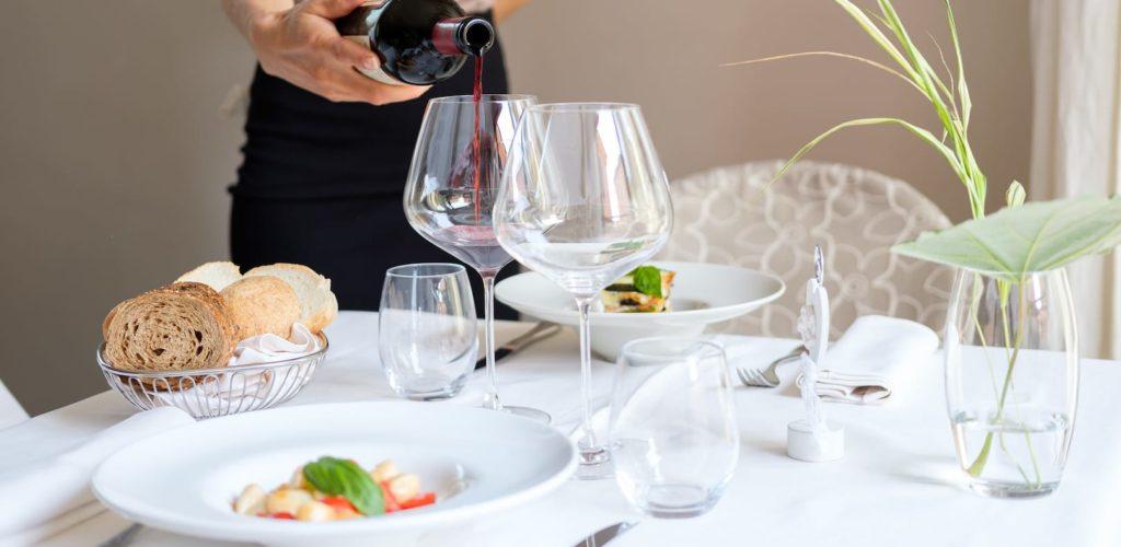 Ristorante Il Melograno cena sommelier piatti tradizione Wine Hotel San Giacomo Activity _ Wellness a Paderno del Grappa