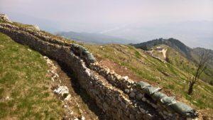 Trincee Monte Grappa Grande Guerra Monte Palon cima Grappa Wine Hotel San Giacomo Activity _ Wellness