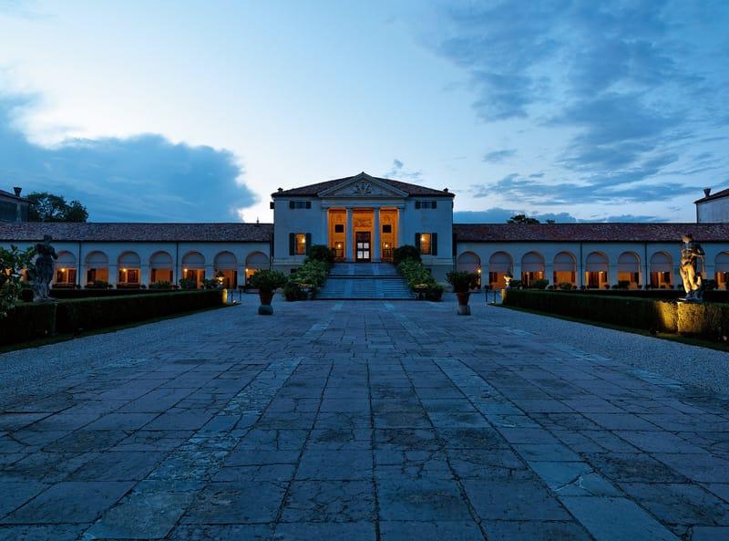 Villa Emo Fanzolo di Vedelago Ville Venete Andrea Palladio provincia di Treviso Wine Hotel San Giacomo Activity _ Wellness