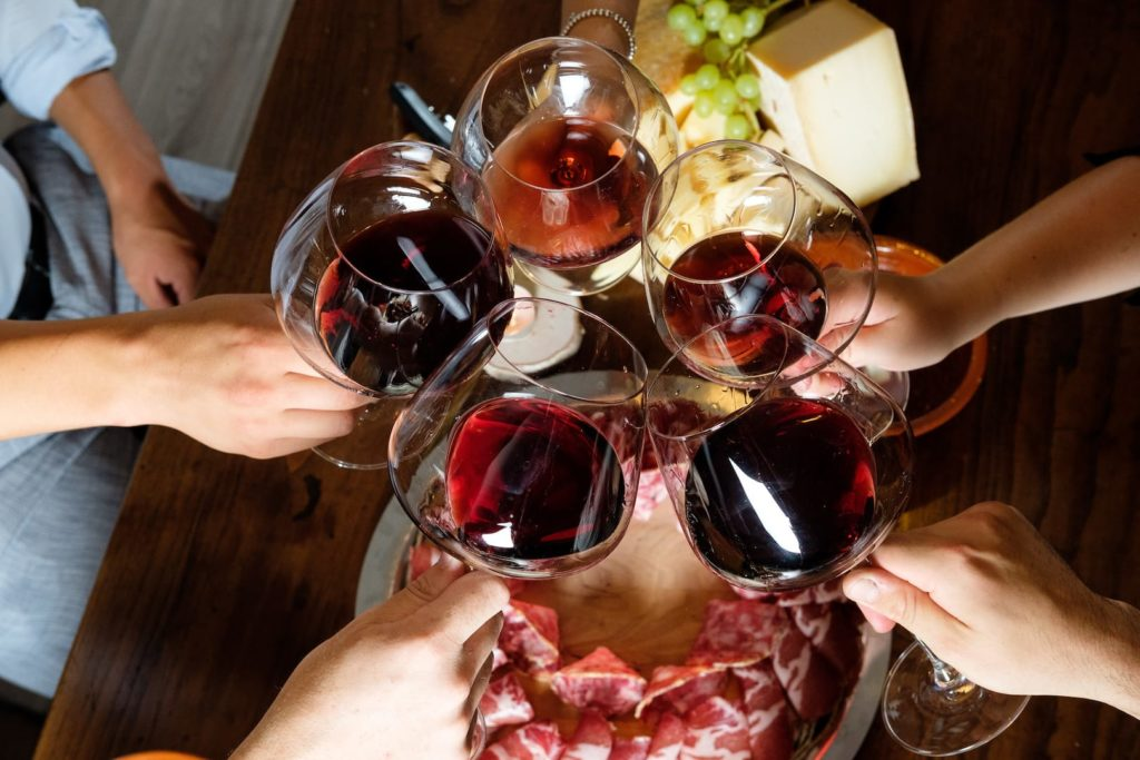 La Vineria Room Experience degustazione vino enoteca Wine Hotel San Giacomo Activity & Wellness a Paderno del Grappa